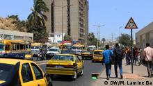 Senegal Dakar - Taxis