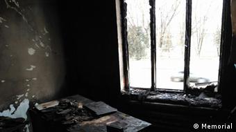 Russland Büro der Menschenrechtsorganisation Memorial