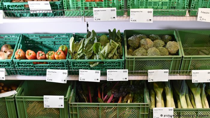 Berlin Supermarkt Original Unverpackt (picture-alliance/dpa/J. Kalaene)
