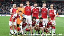 Fußball, Europa League, Arsenal London vs 1. FC Köln