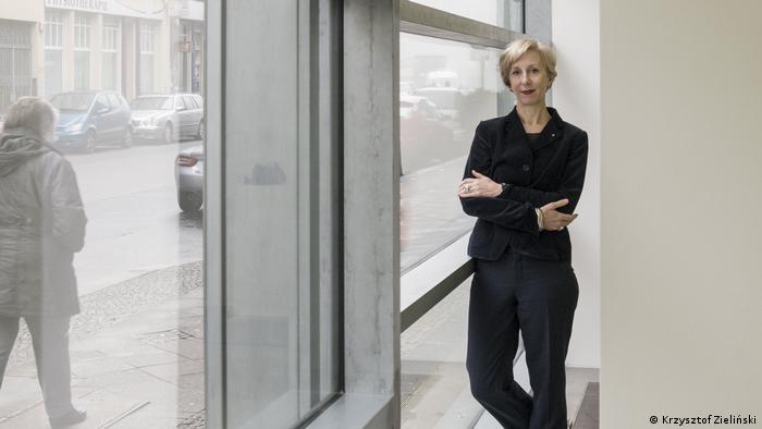 Silvia Fehrmann, Leiterin des Berliner Künstlerprogramms des DAAD