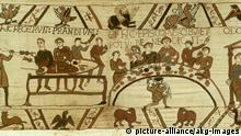 The Bayeux tapestry (picture-alliance/akg-images)