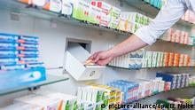 Deutschland - Apotheke mit Kommissionierautomaten