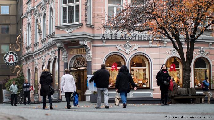 Alte Apotheke in Bottrop