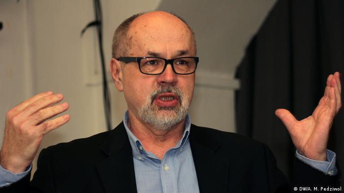 Tchechien Politologe Jiří Pehe, Direktor der Prager Tochter der New York University