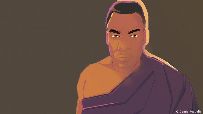 Illustrationen - African Roots
