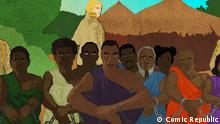 Illustrationen - African Roots