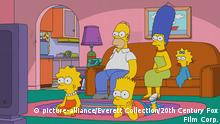 Filmstill | The Simpsons Frink Gets Testy (2018) (picture-alliance/Everett Collection/20th Century Fox Film Corp.)