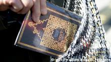 Deutschland Symbolbild Salafismus
