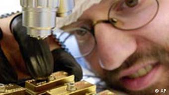 Laserdioden Jenoptik, Mitarbeiter