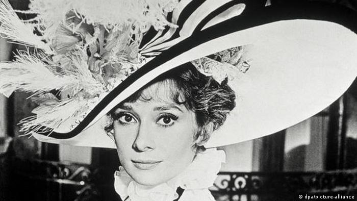 AUDREY HEPBURN in 'My Fair Lady' (1964) (dpa/picture-alliance)