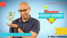 DW-Arabia Crash Course Yasser Abumuailek