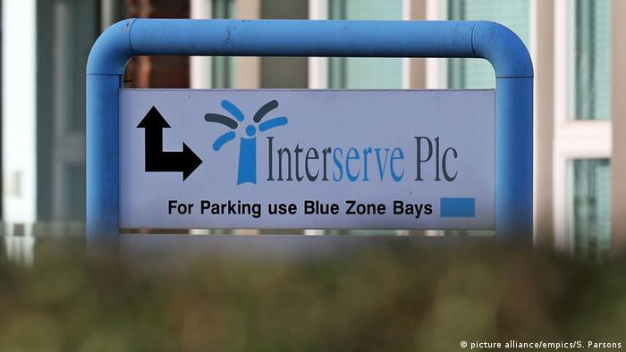 Interserve shares plunge on reports of Government concerns over financial health