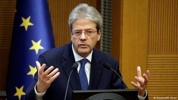 Paolo Gentiloni (Reuters/M. Rossi)