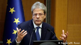 Εύσημα στην Ελλάδα από τον επίτροπο Πάολο Τζεντιλόνι