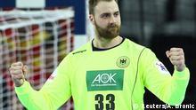 Kroatien Handball EM | Deutschland gegen Mazedonien
