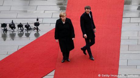 Меркель і Курц виступають за зміцнення зовнішніх кордонів ЄС