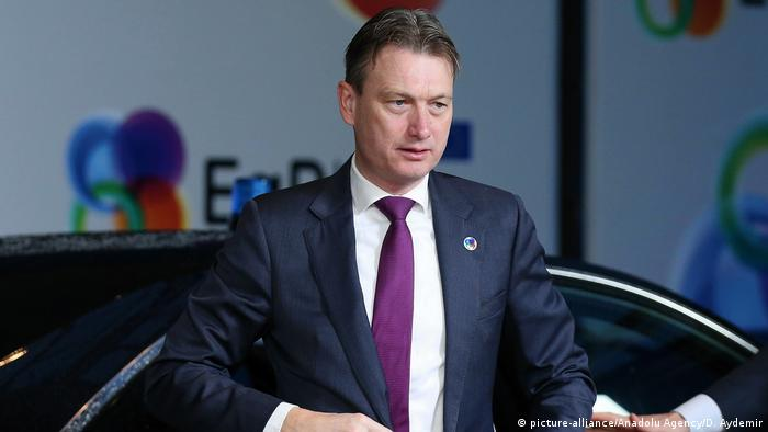 Dutch Foreign Minister Halbe Zijlstra said the actions aimed at sending a powerful signal to the Eritrean government that it must ends its illegal policy of enforcing a tax on Eritrean expatriates