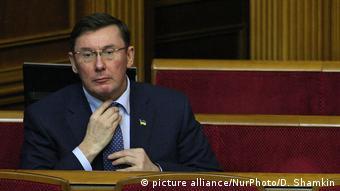 Щоб Юрій Луценко очолив генпрокуратуру, під нього навіть було змінено закон