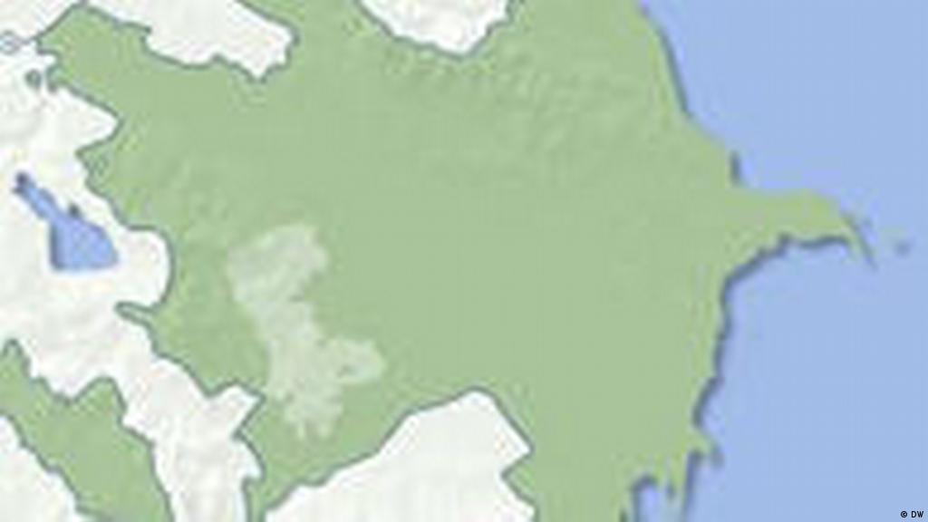 Baku Aserbaidschan Karte.Stichwort Aserbaidschan Asien Dw 30 04 2009