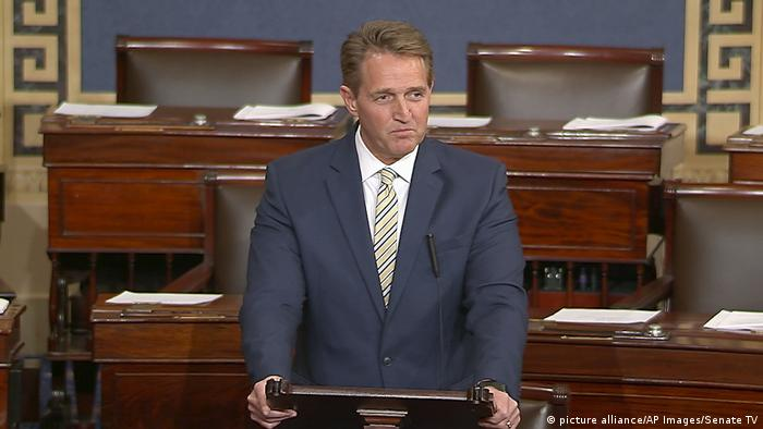 USA Senator Flake Jeff Flake