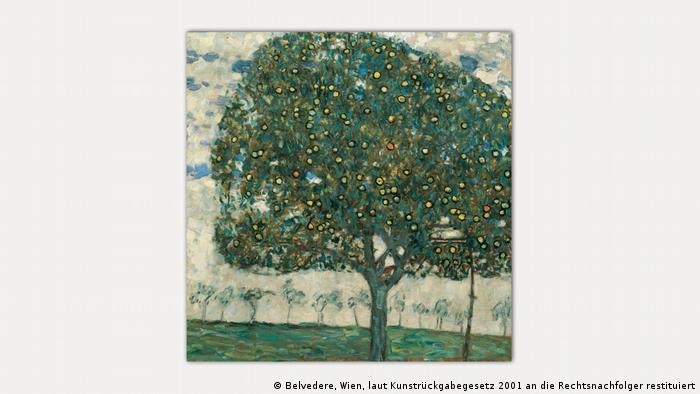Apfelbaum II by Gustav Klimt