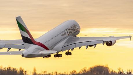 Авіакомпанія Emirates замовила у Airbus 36 літаків-гігантів A380