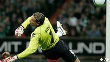 UEFA Cup Bremen Hamburg Hinspiel