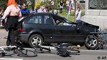 Anschlag auf niederländische Königsfamilie am 30.04.2009