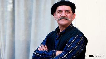 Hamid Jabelli, Iranischer Schauspieler ( diibache.ir)
