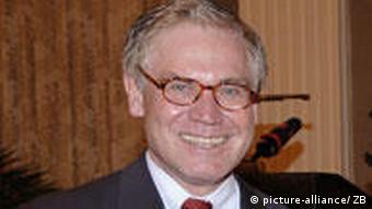 Almanya'nın Türkiye'deki eski büyükelçisi Eckart Cuntz