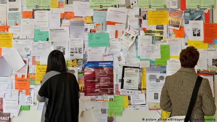 Подработка для студентов в Германии