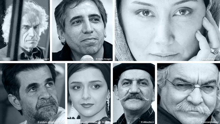 Bildkombo Iran Film Kultur