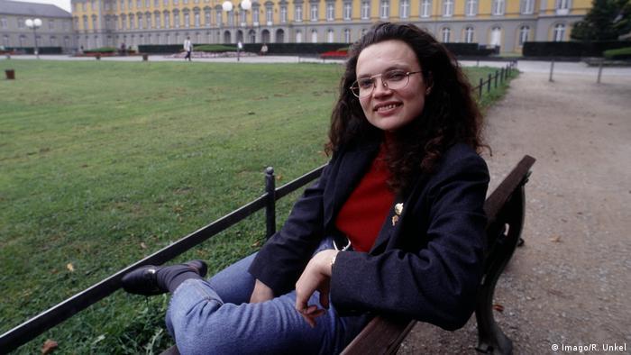 Deutschland Nachwuchspolitiker aktuell & historisch | Andrea Nahles, SPD 1995