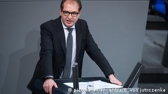 Александер Добріндт, голова парламентської групи ХСС