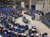 Дебаты в бундестаге на тему антисемитизма