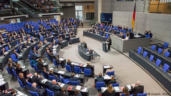 Deutschland Bundestag Debatte zum Thema Antisemitismus | Übersicht