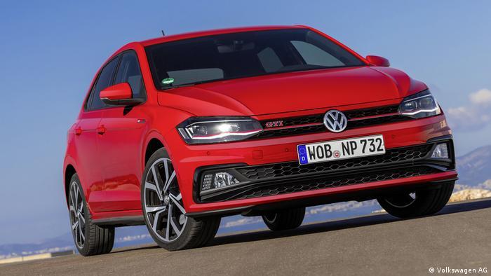 Volkswagen Polo GTI 2018 (Volkswagen AG)