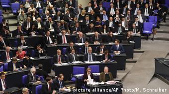 Deutschland Bundestag AfD Fraktion ARCHIV