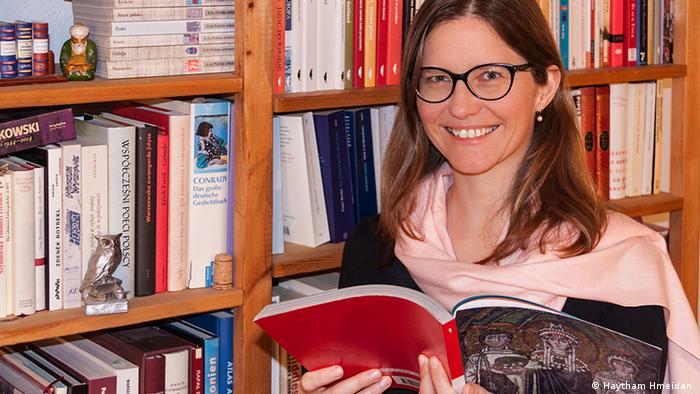 Christiane Brandau z Instytutu im. Georga Eckerta w Brunszwiku, odpowiedzialna w Niemczech za kontakty ws. polsko-niemieckiego podręcznika z mediami, mówi z optymizmem o realizacji tego przedsięwzięcia