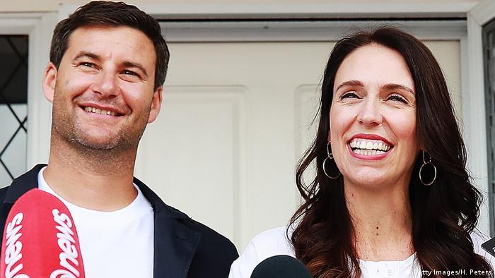 Ardern ve partneri Gayford bebek beklediklerini 19 Ocak'ta kamuoyuna açıklamıştı.