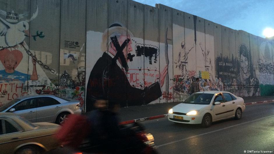 Mike Pence vor schwierigem Israel-Besuch | Nahost | DW | 21.01.2018