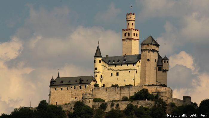 Marksburg Castle in Braubach (picture alliance/H.-J. Rech)