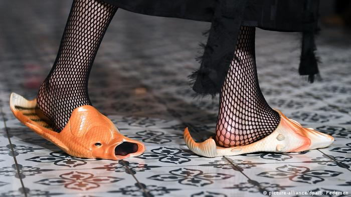 Deutschland Berlin Fashion Week - William Fan (picture-alliance/dpa/B. Pedersen)