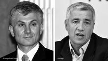 Kombibild Oliver Ivanovic und Zoran Djindjic