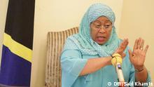 Samia Suluhu, Vizepräsidentin Tansania