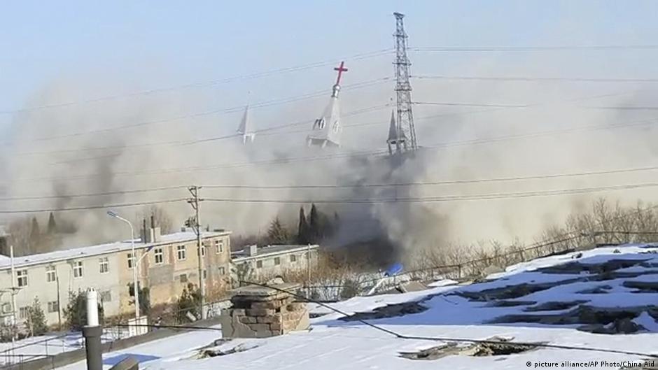 中國打壓宗教白熱化,教會領袖發聯署,願賭上自由與生命