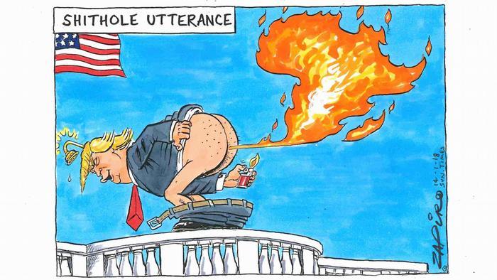 Karikatur Zapiro