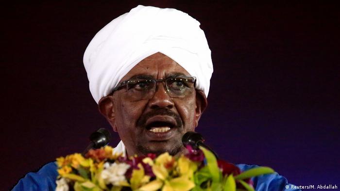 Suadan Präsident Omar Al Bashir (Reuters/M. Abdallah)