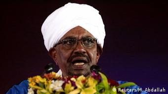 Suadan Präsident Omar Al Bashir